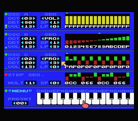 MSXSynth - PSG-