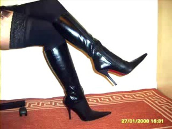 sexxy boots
