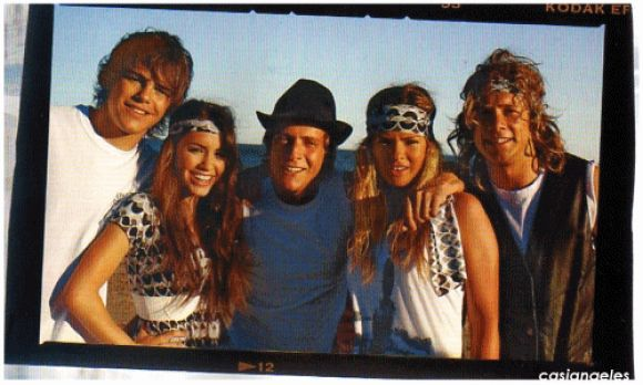 TEEN ANGELS LA SERIE